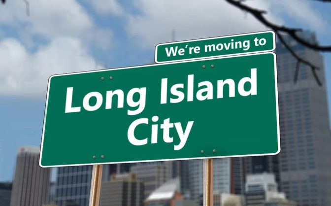 We are moving to Long Island City